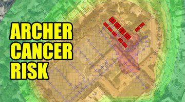 Sunset Coalition Challenges Archer On Cancer / Health Risks